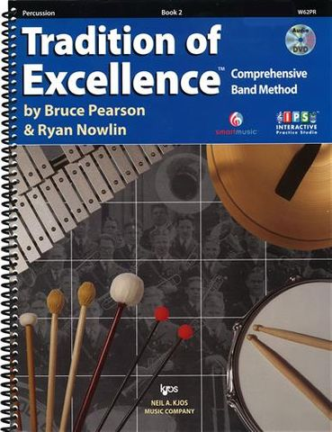 PERCUSSION 2 Tradition of Excellence