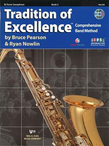 TENOR SAX 2 Tradition of Excellence