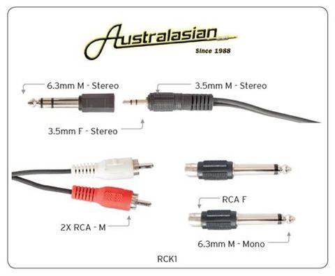 Australasian Cable Kit RCK1