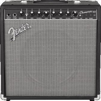 Fender Champion 40w Guitar Amp