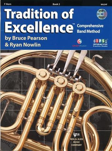 FRENCH HORN 2 Tradition of Excellence