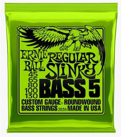 Ernie Ball 045-130 5 String Bass Strings