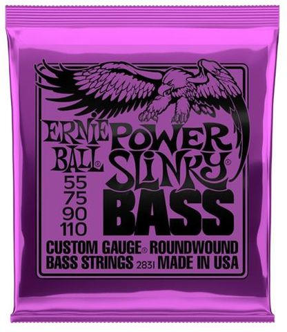 Ernie Ball 55-110 Bass Guitar Strings