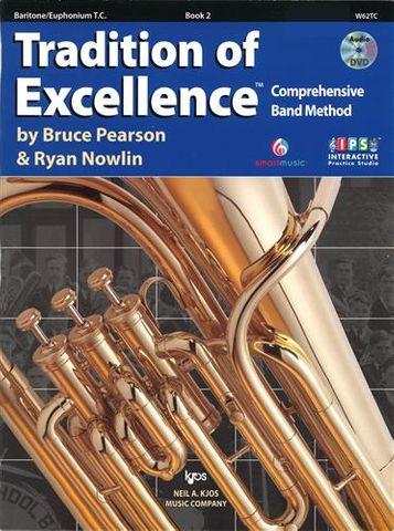 Baritone & Euphonium TC 2 Trad of Excell
