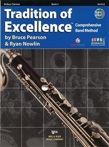 BASS CLARINET 2 Tradition of Excellence