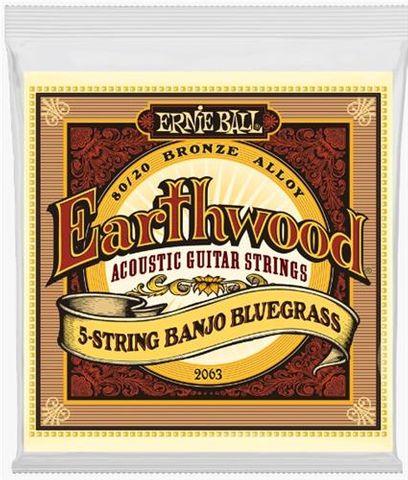 Ernie Ball 009-020 Banjo Strings
