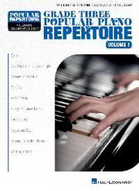 Popular Piano Repertoire Gr 3