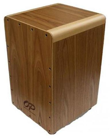 Percussion Plus Cajon Ash with Bag