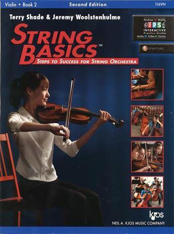 VIOLIN 2 String Basics