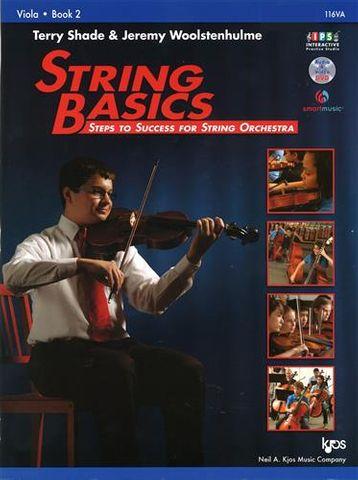 VIOLA 2 Strings Basics