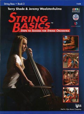 STRING BASS 2 String Basics