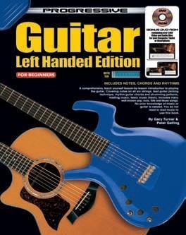 Progressive Guitar Left Hand Edition