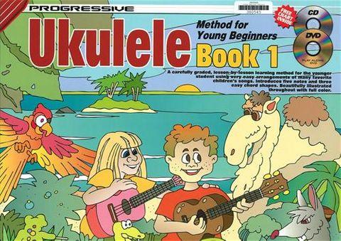 Young Beginner Ukulele