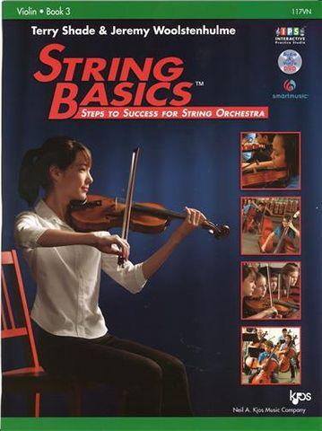 VIOLIN 3 String Basics