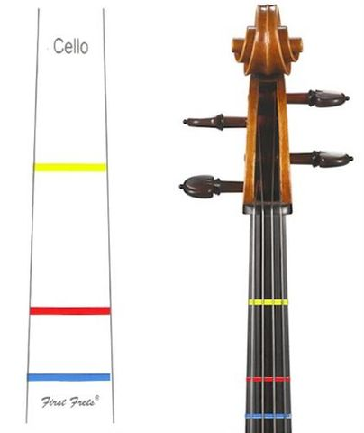 First Fret Cello 3/4