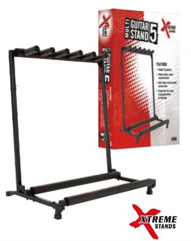Xtreme Multi 5 Guitar Rack Stand