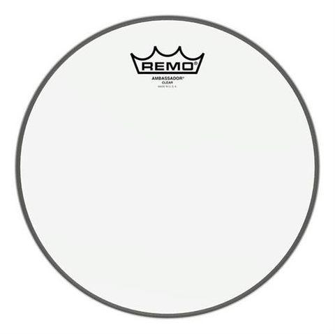 Remo 10in Ambass Clear Skin