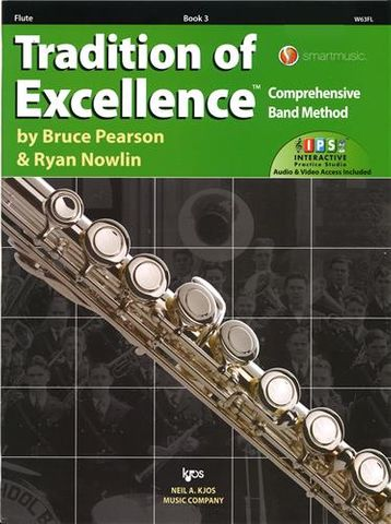 FLUTE 3 Tradition of Excellence