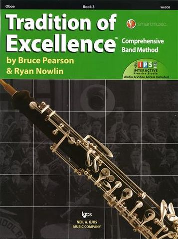OBOE 3 Tradition of Excellence