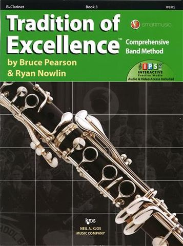 CLARINET 3 Tradition of Excellence