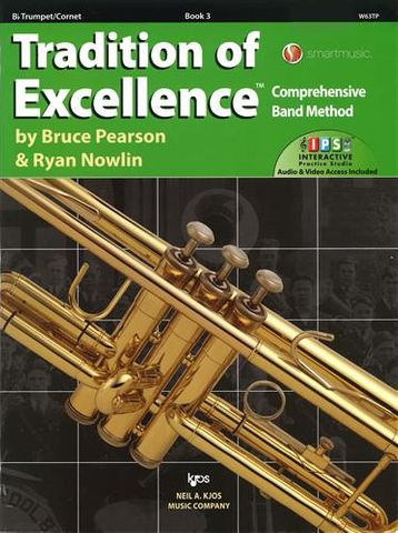 TRUMPET 3 Tradition of Excellence