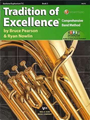 BARITONE & Euphonium TC 3 Trad of Excell