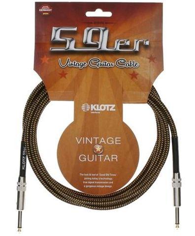 Klotz 6M Vintage Guitar Cable