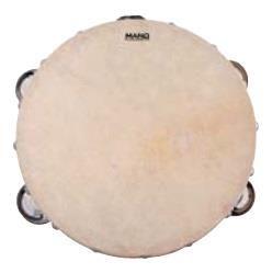 8in Non Tunable Tambourine ED616
