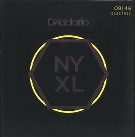 D'Addario NYXL0946 Elec Gt NYXL Sup Lite