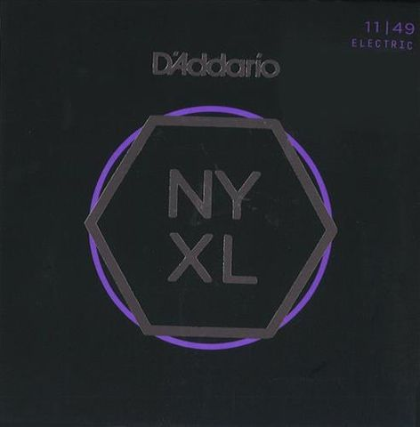 D'Addario NYXL1149 Elect Guitar NYXL Med