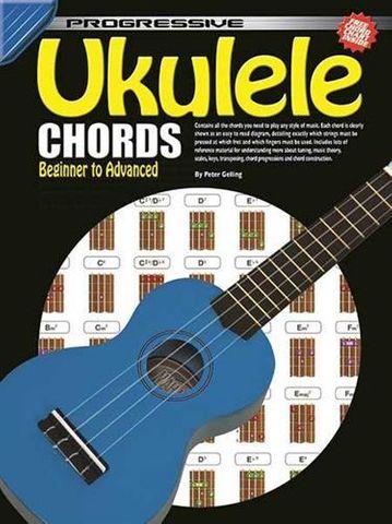 15052 Progressive Ukulele Chords