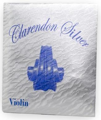 Clarendon Silver 4/4 VIOLIN E String