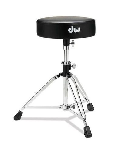 DW Round Top Drum Throne