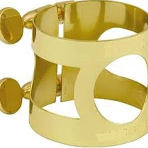Selmer TENOR SAX Ligature GOLD