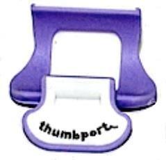 PURPLE Flute Thumbport