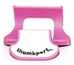 PINK Flute Thumbport