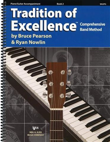 PIANO/GTR 2 Tradition of Excellence