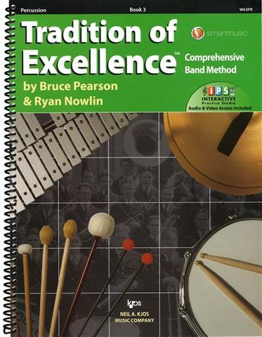 PERCUSSION 3 Tradition of Excellence