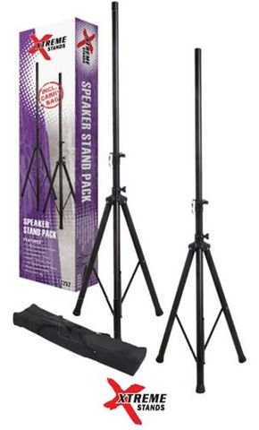 Xtreme SS252 Speaker Stand Pack