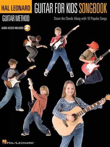 HL Guitar for Kids Songbook Bk/CD