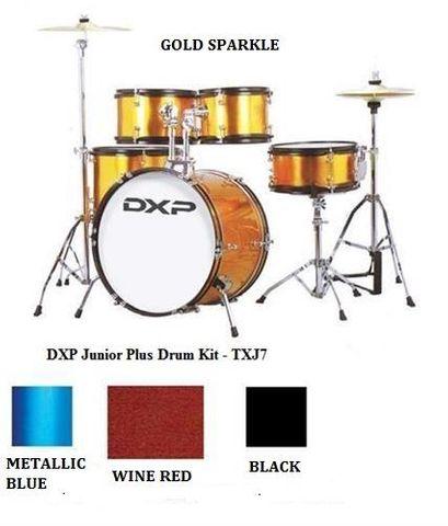 DXP BLUE Junior Plus Drum Outfit