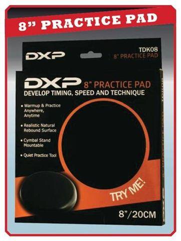 DXP 8in Practice Pad