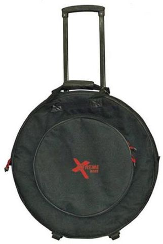 Xtreme 582 22in Cymbal Bag with Wheels