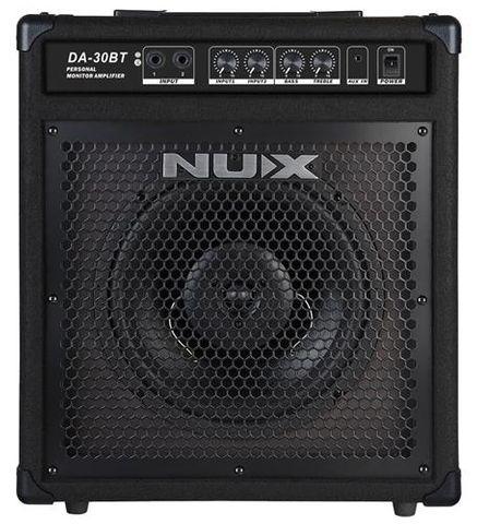 NUX 30w Drum Monitor w Bluetooth