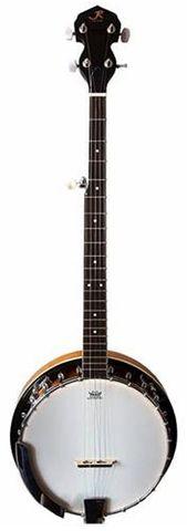 JR JBJ245 5 String Banjo
