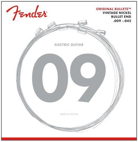 Fender 3150L Pure Nkl  Bullet End 9-42