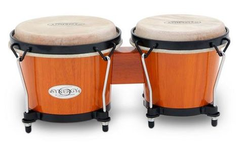 Synergy 6/63/4in TOC2100 Wood Bongo