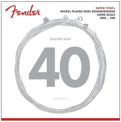 Fender 7250L NP 40-100 Bass Strings