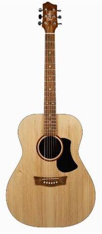 Pratley Mini OM Ac/El Guitar