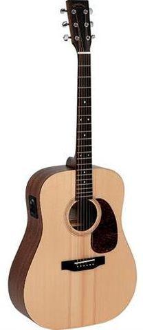 Sigma DME SE Series Ac/El Dnought Guitar